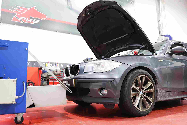 PKE FlexDRIVE - BMW 118d