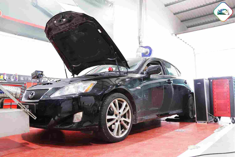 PKE FlexDRIVE - Lexus IS220D