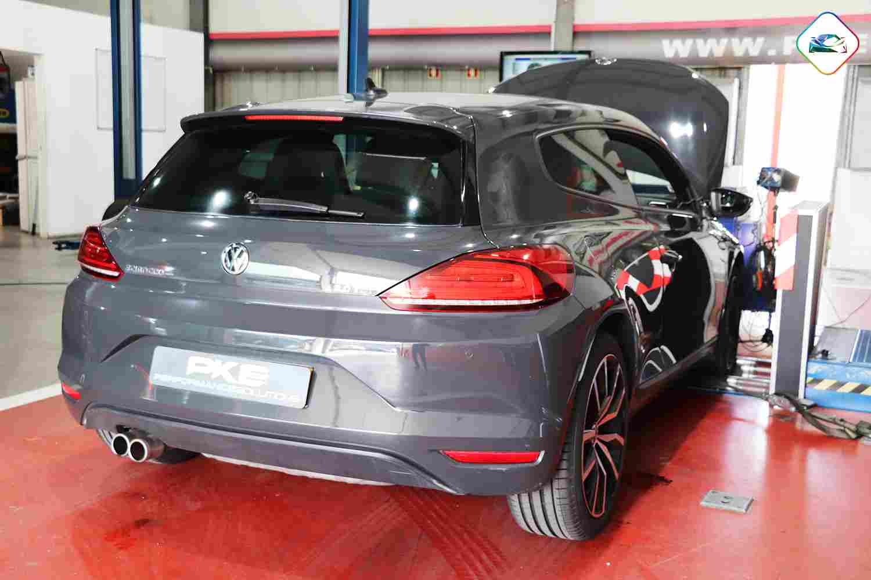 PKE SuperSPORT - Volkswagen Scirocco