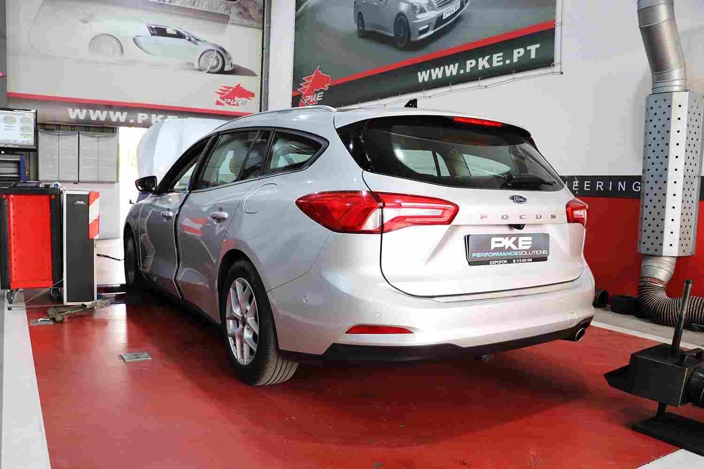 PKE FlexDRIVE - Ford Focus 1.0T Ecoboost