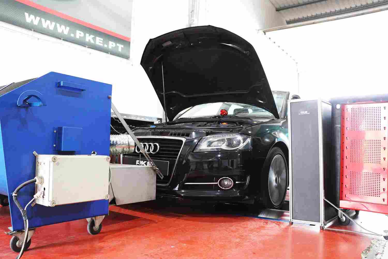 PKE SuperSPORT - Audi A3 1.6 TDI