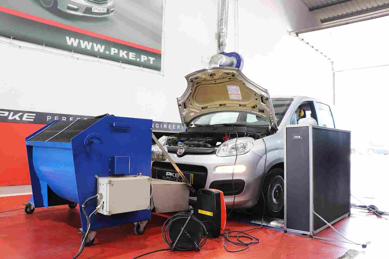 PKE SuperSPORT - Fiat Panda