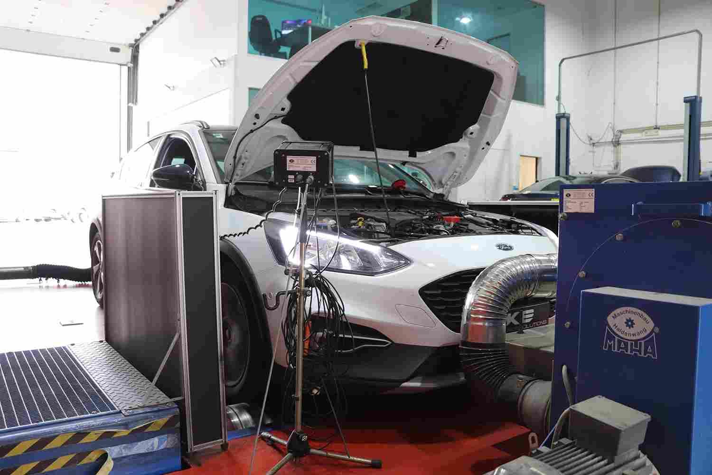 PKE FlexDRIVE - Ford Focus