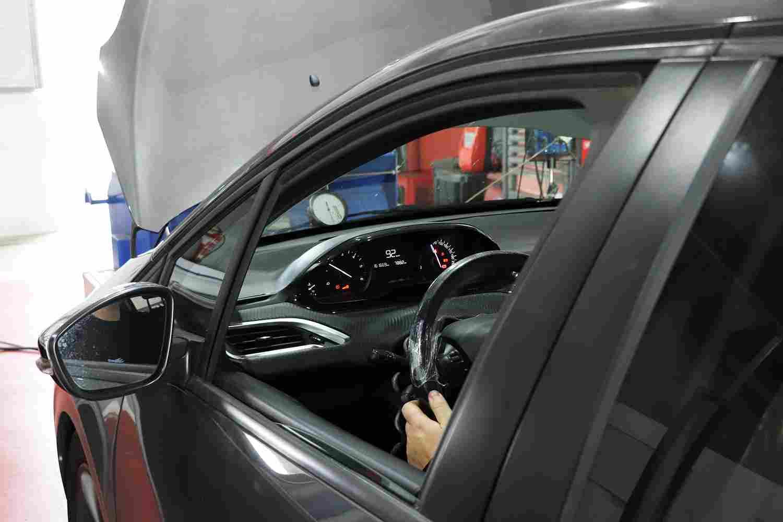 PKE FlexDRIVE - Peugeot 208