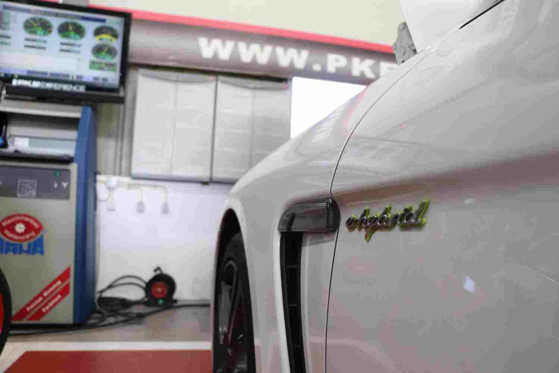 Porsche Panamera 3.0 DFI S E-Hybrid
