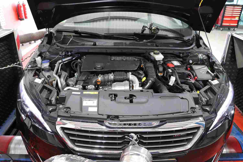 Peugeot 308 1.6 Blue HDi