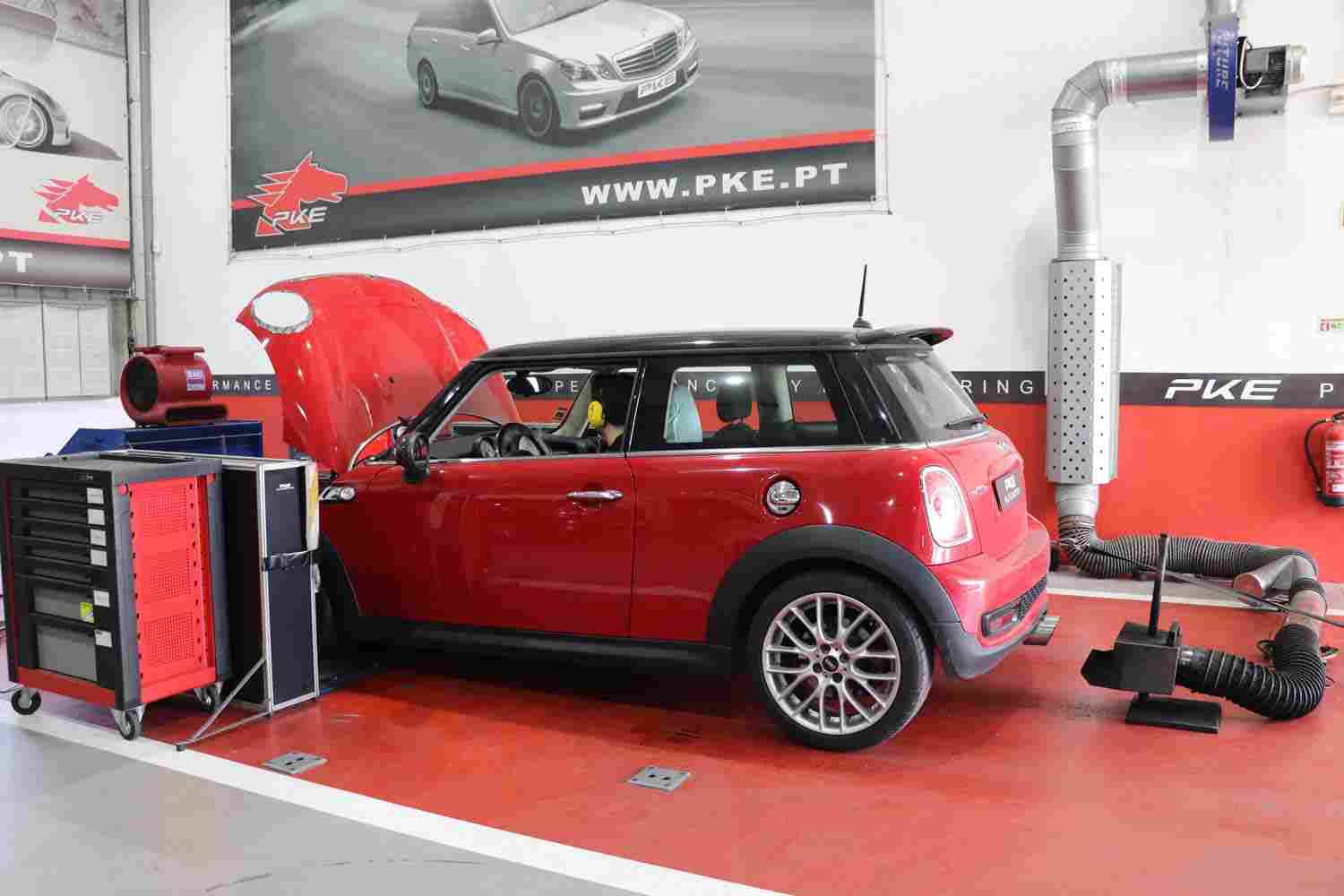 PKE SuperSPORT Mini Cooper S Jonh Cooper Works