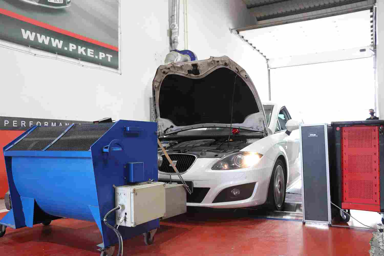 PKE FlexDRIVE - Seat Leon 1.6 TDI