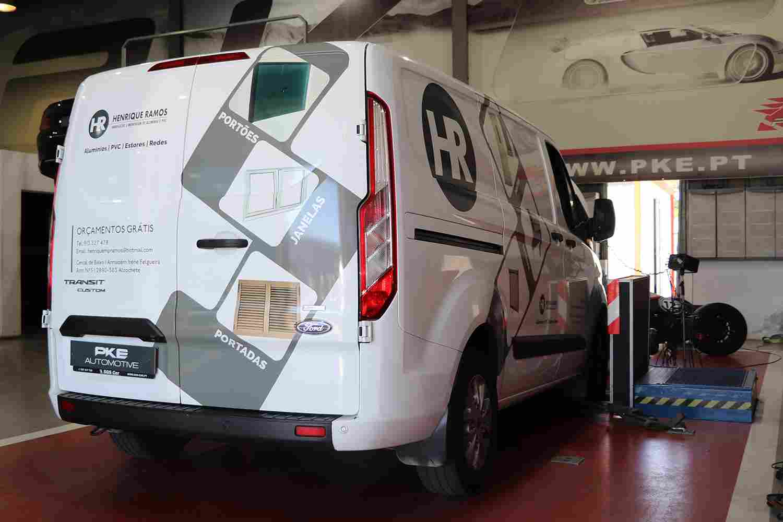 PKE FlexDRIVE - Ford Transit 2.0 TDCi EcoBlue