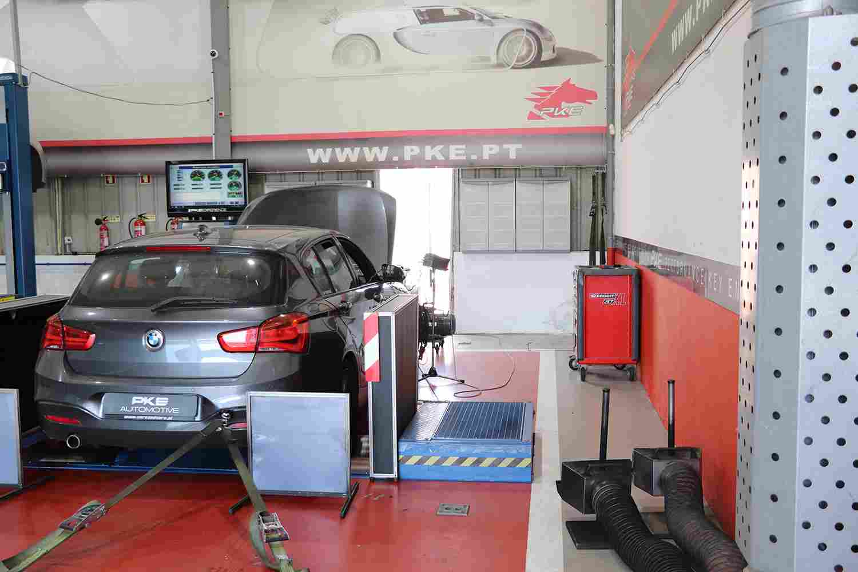 PKE SuperSPORT - BMW 118d