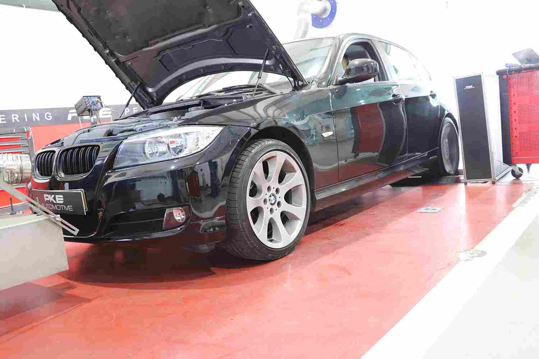 PKE FlexDRIVE - BMW 316d
