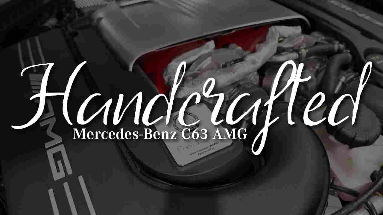 PKE SuperSPORT Mercedes C 63 AMG