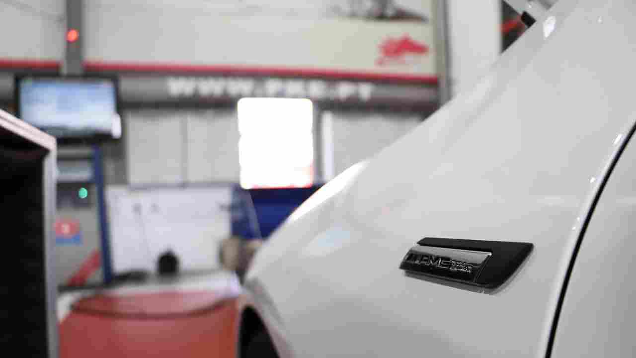 PKE SuperSPORT Mercedes CLA 2019