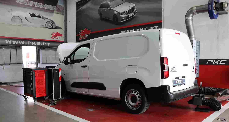 PKE FlexDRIVE - Citroën Berlingo