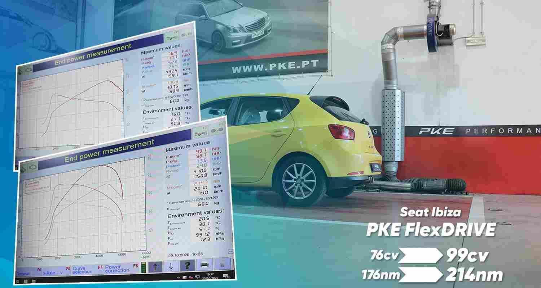 PKE FlexDRIVE - Seat Ibiza