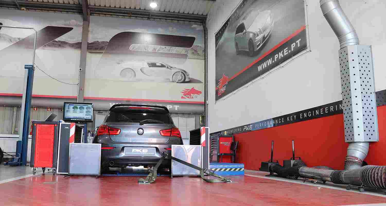 PKE FlexDRIVE - BMW 116d