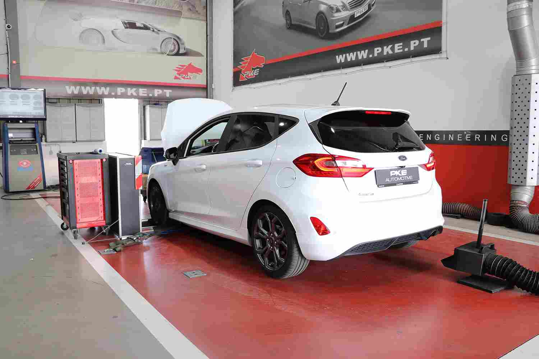 PKE FlexDRIVE - Ford Fiesta 1.0T Ecoboost