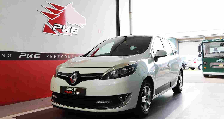 PKE FlexDRIVE - Renault Grand Scenic