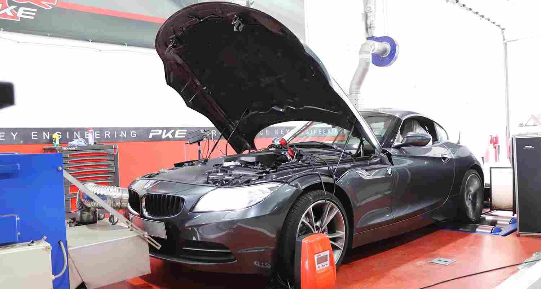 PKE FlexDRIVE - BMW Z4