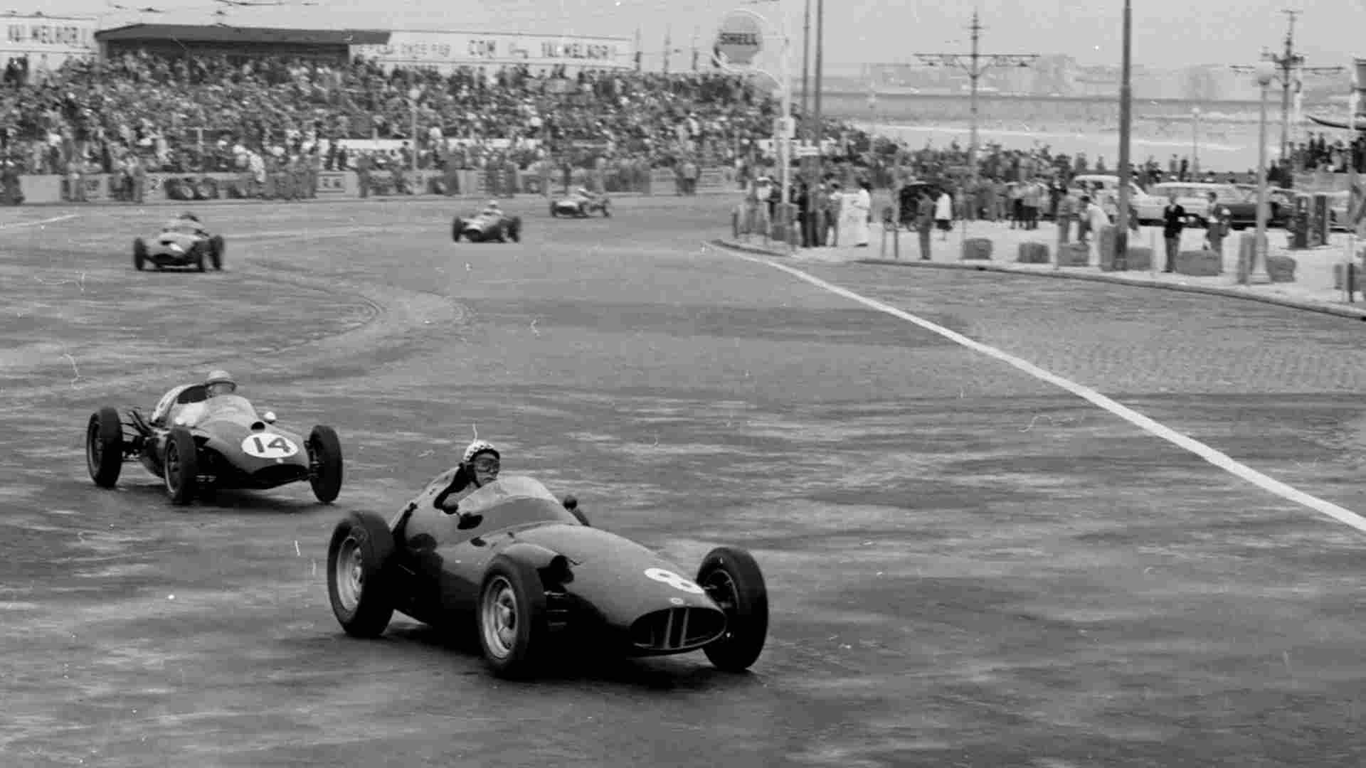 1958 - O primeiro GP de Portugal de F1