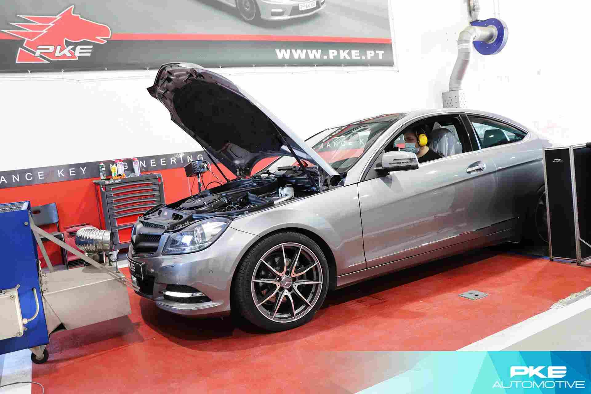 PKE FlexDRIVE - Mercedes-Benz C250 (1.8T)