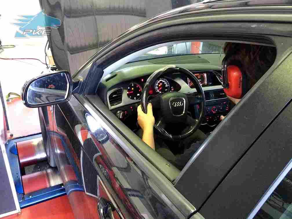 PKE SuperSPORT em Audi A4 2.0 TDI 143cv – 2009