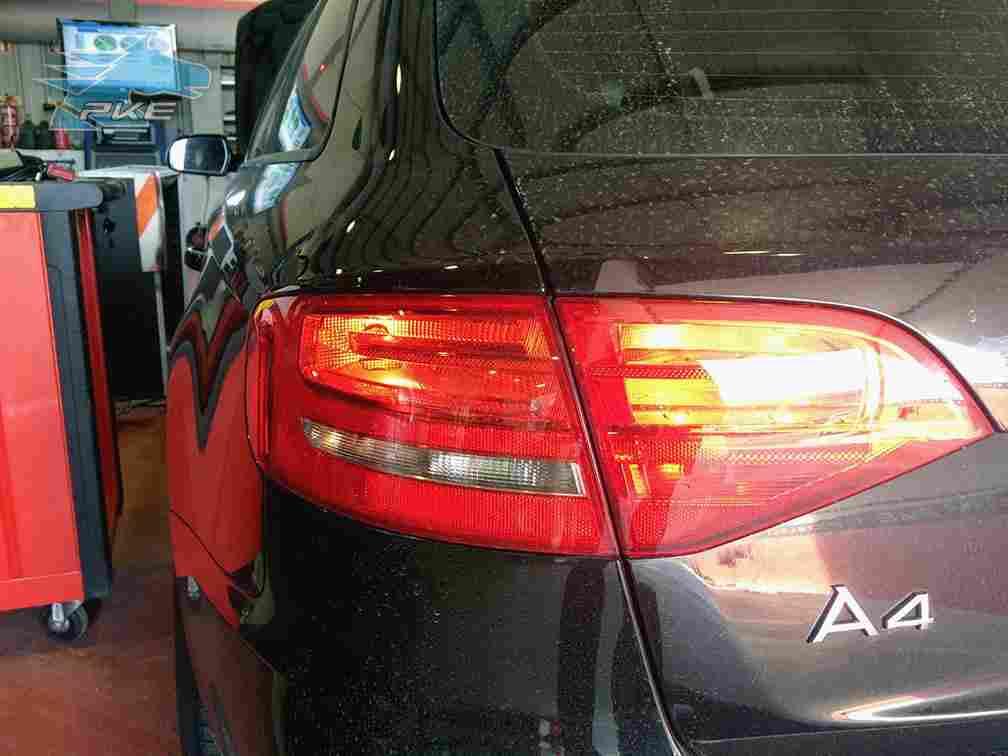 PKE FlexDRIVE em Audi A4 2.0 TDI 120cv – 2011