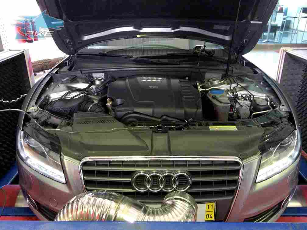 PKE SuperSPORT em Audi A5 2.0 TDI 177cv – 2011