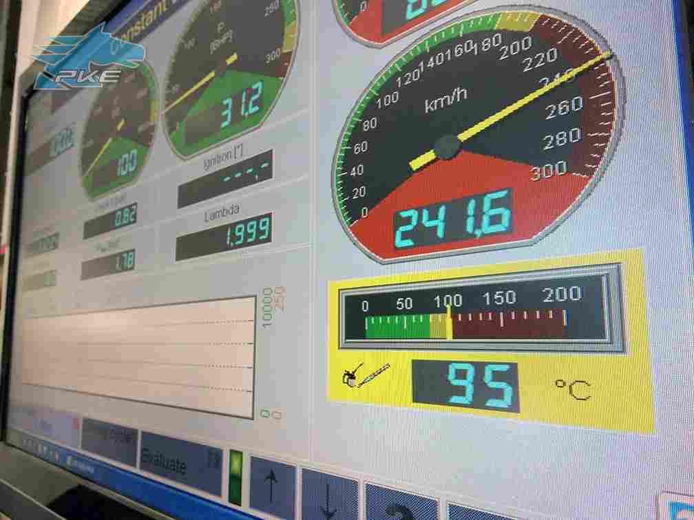 PKE FlexDRIVE em BMW 118d 143cv – 2009