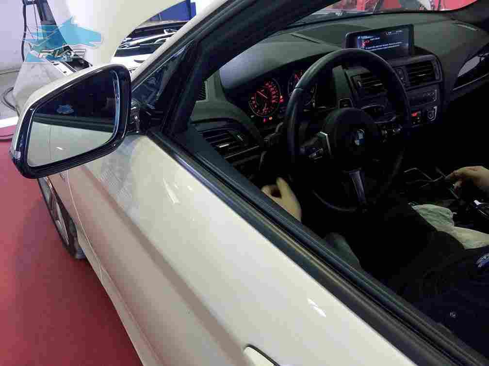 PKE FlexDRIVE em BMW 118d 143cv – 2015