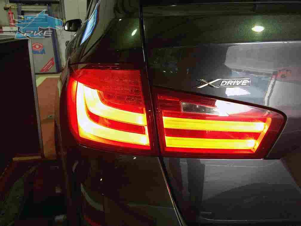 PKE SuperSPORT em BMW 520d 184cv – 2010