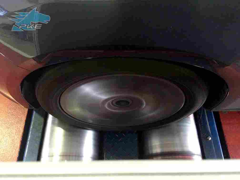 PKE FlexDRIVE em Ford Focus 1.6 TDCI 115cv – 2011