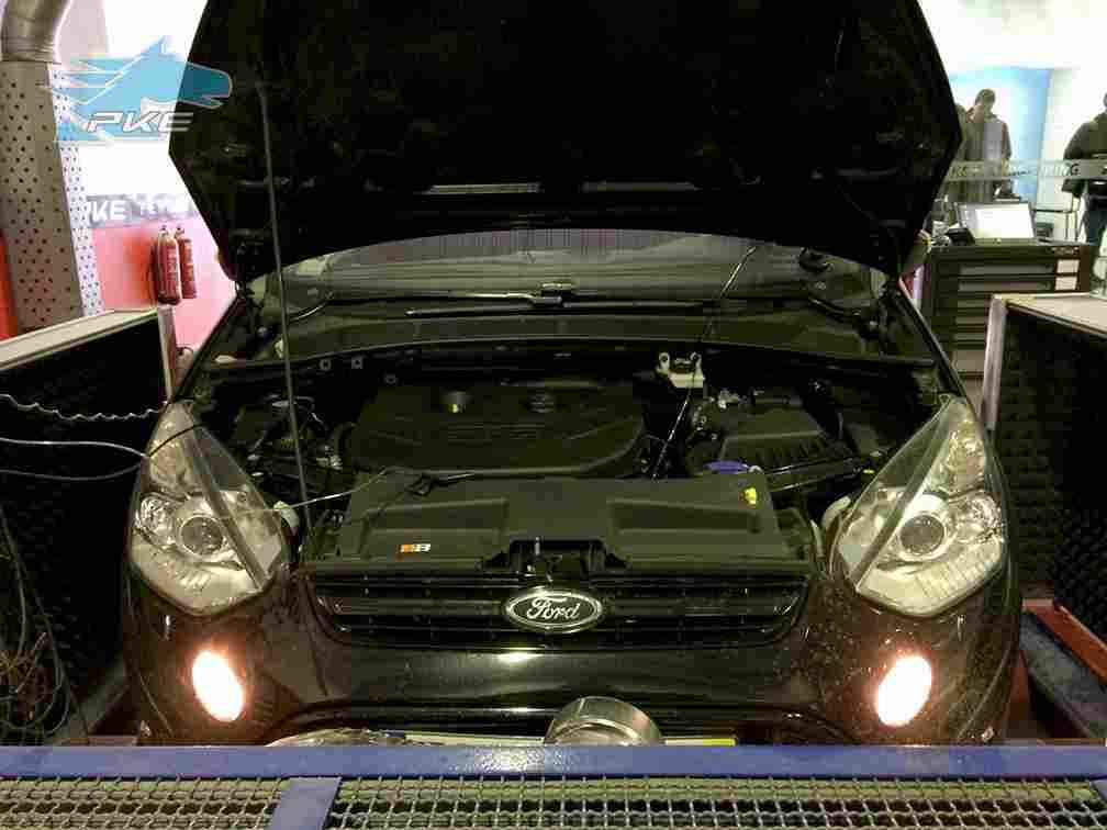 PKE FlexDRIVE em Ford S-Max 2.0 Ecoboost 203cv – 2010