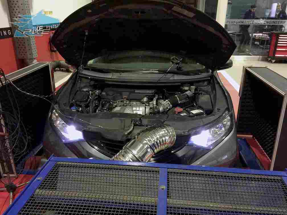 PKE FlexDRIVE em Honda Civic 1.6i DTEC 120cv – 2013