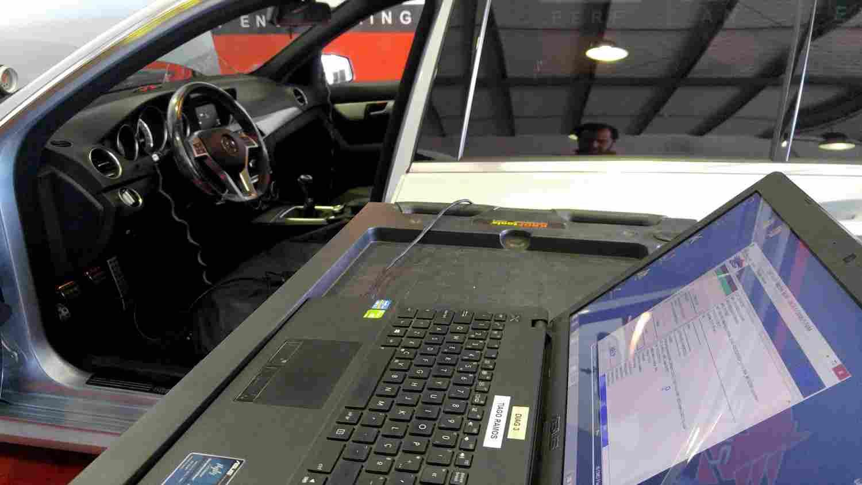PKE SuperSPORT em Mercedes C220 CDI 170cv – 2013