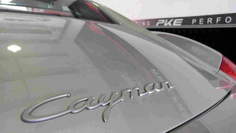 PKE SuperSPORT em Porsche Cayman 2.9 DFI 265cv – 2011
