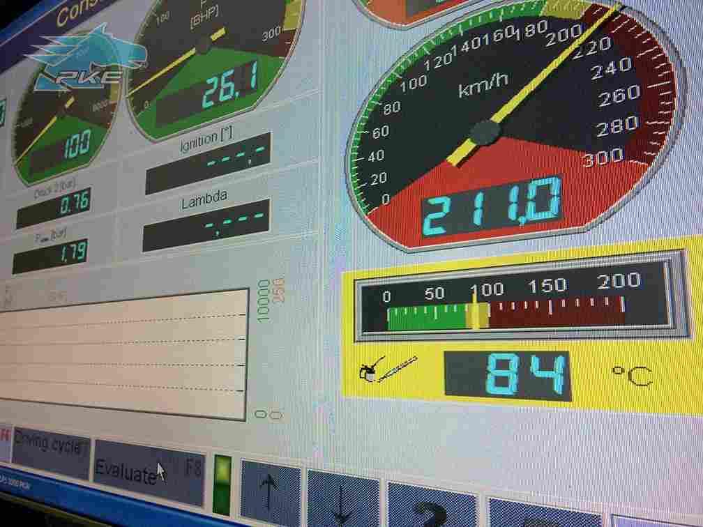 PKE FlexDRIVE em Seat Alhambra 2.0 TDI 140cv – 2014