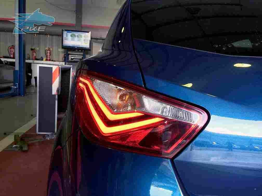 PKE SuperSPORT em Seat Ibiza 1.6 TDI 105cv – 2014