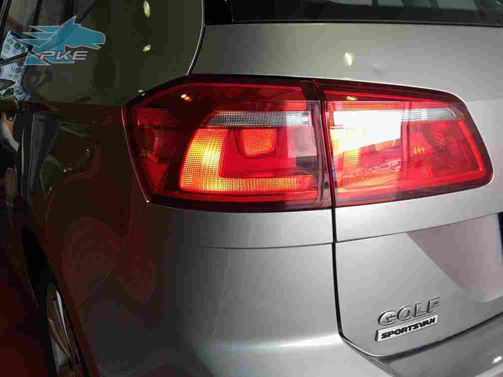 PKE SuperSPORT em Volkswagen Golf 1.6 TDI 110cv – 2015