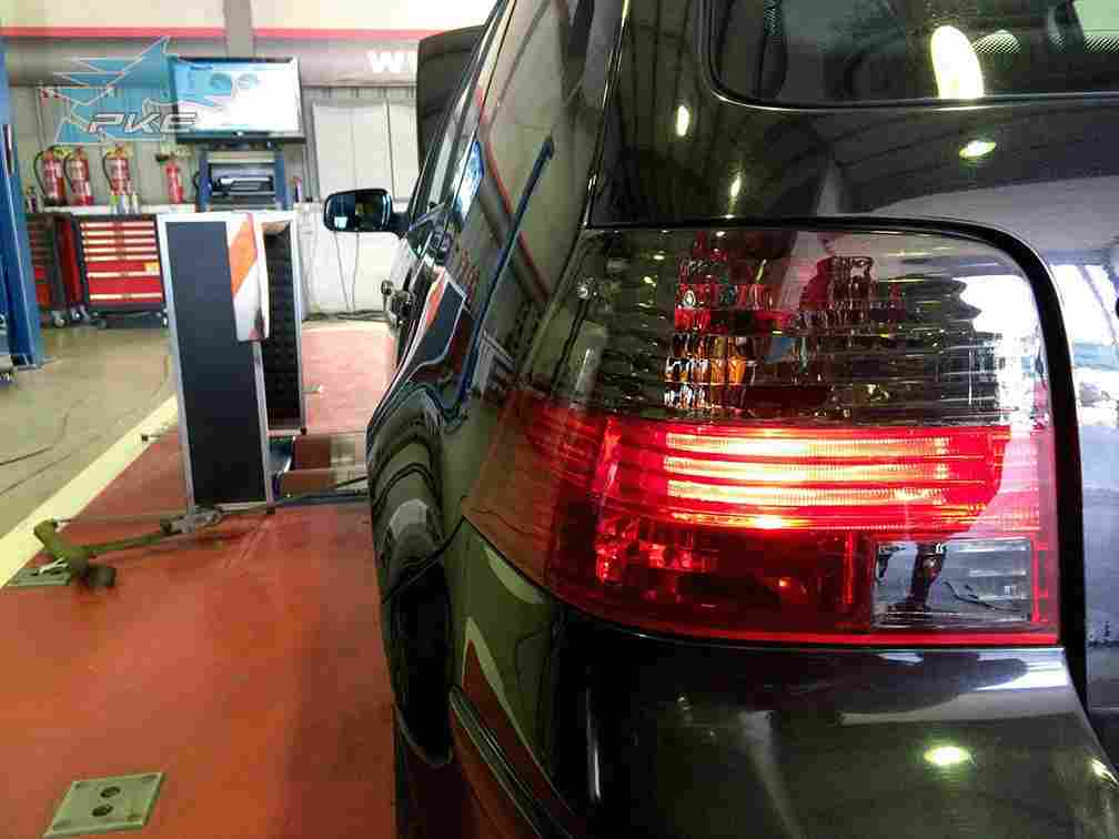 PKE SuperSPORT em Volkswagen Golf 1.9 TDI 110cv – 1999