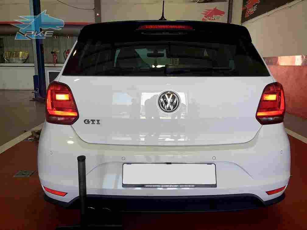 PKE SuperSPORT em Volkswagen Polo GTI 1.8 TSI 192cv – 2013