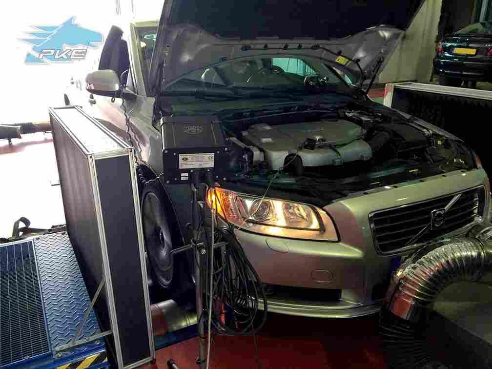 PKE FlexDRIVE em Volvo S80 2.4D D5 185cv – 2006