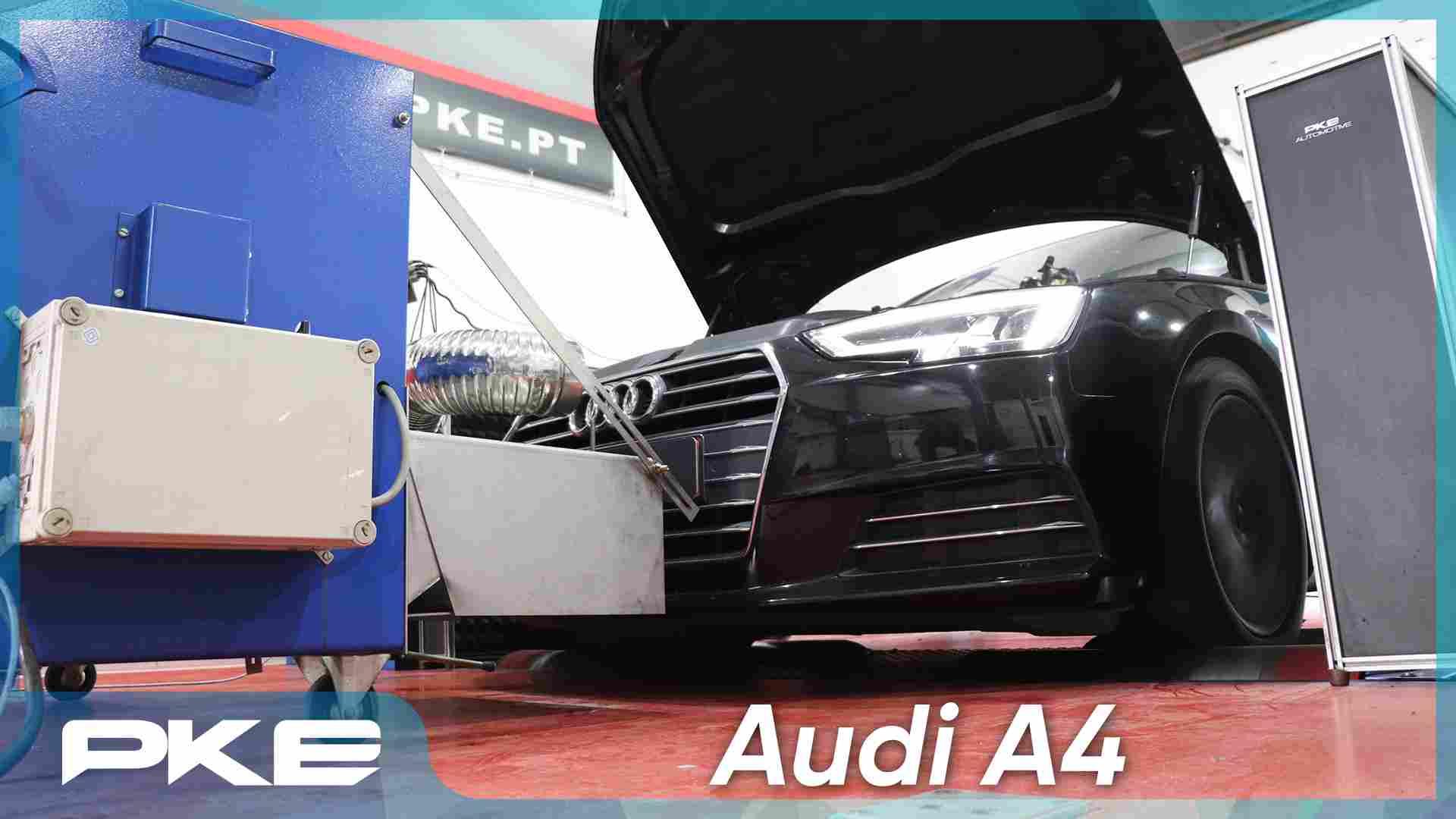 PKE FlexDRIVE Audi A4 2016