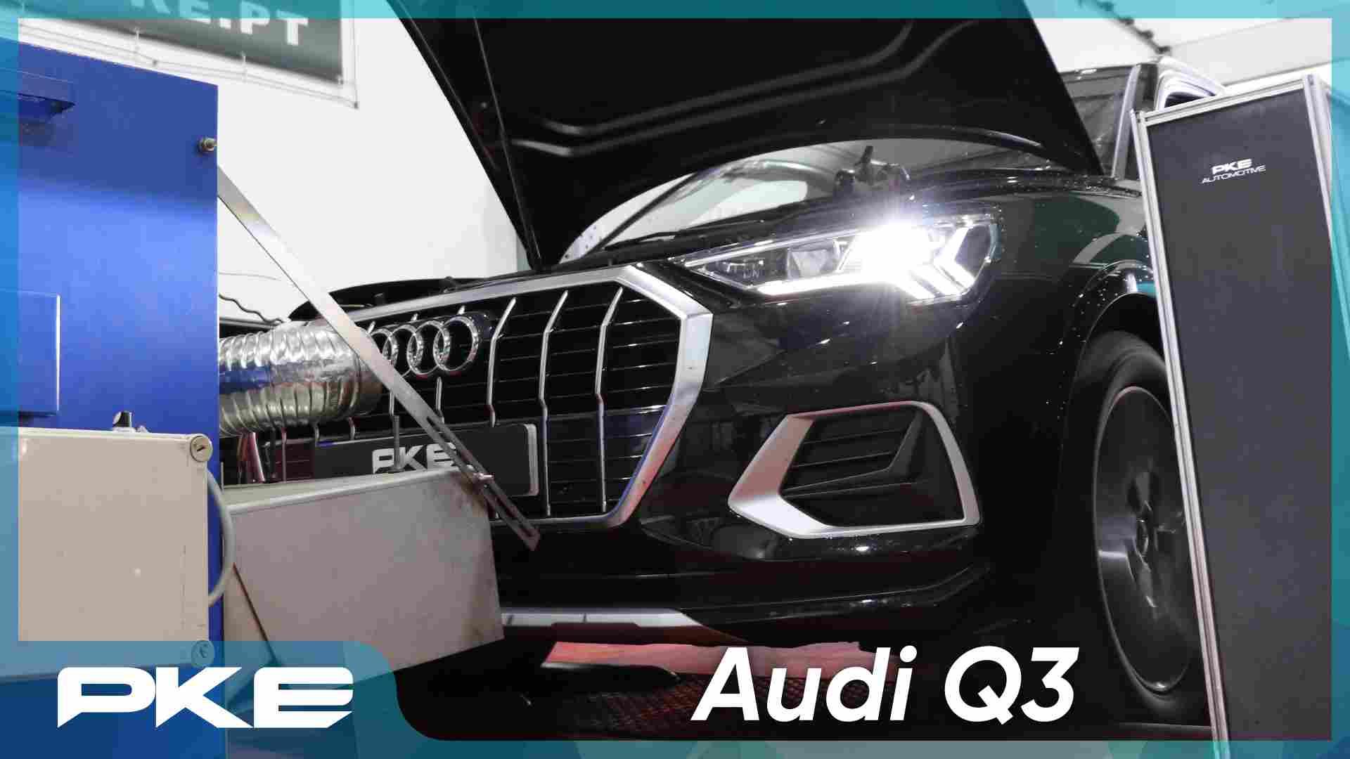PKE FlexDRIVE Audi Q3 35 TDI 2019